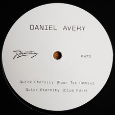 "Daniel Avery - Quick Eternity (Remixes) - 12"" Vinyl"