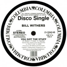 "Bill Withers - You Got The Stuff - 12"" Vinyl"