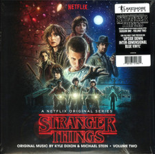 Kyle Dixon & Michael Stein - Stranger Things Vol. 2 - 2x LP Colored Vinyl
