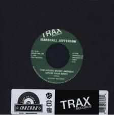 "Marshall Jefferson - The House Music Anthem - 7"" Vinyl"