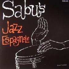 Sabu Martinez - Sabu's Jazz Espagnole - LP Vinyl