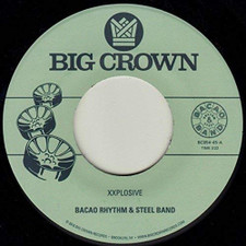 "Bacao Rhythm & Steel Band - Xxplosive / Burn - 7"" Vinyl"