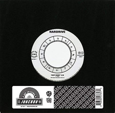 "Hardrive - Deep Inside - 7"" Vinyl"