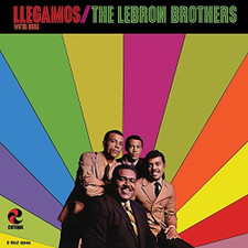 The Lebron Brothers - Llegamos / We're Here - LP Vinyl