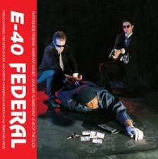 E-40 - Federal - LP Vinyl