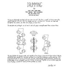 Steve Reich - Drumming - 2x LP Vinyl
