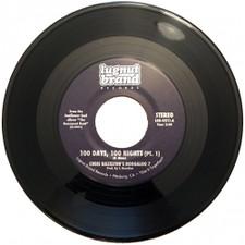 "Chris Hazelton's Boogaloo 7 - 100 Days, 100 Nights - 7"" Vinyl"