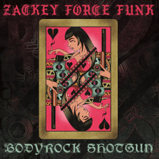 Zackey Force Funk - Bodyrock Shotgun - LP Vinyl