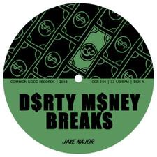 "Jake Najor - Dirty Money Breaks - 7"" Vinyl"