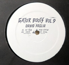 "David Paglia - Gator Boots Vol. 9 - 12"" Vinyl"