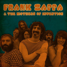 "Frank Zappa & The Mothers Of Invention - Live At the ""Piknik"" Show in Uddel NL June 18th 1970 - LP Vinyl"