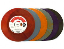 "Charles Bradley Feat. The Inversions - Whatcha Doing (To Me) - 7"" Colored Vinyl"