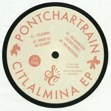 "Pontchartrain - Citlalmina Ep - 12"" Vinyl"