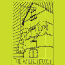 Colin Potter - The Where House? - 2x LP Vinyl