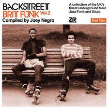 Joey Negro - Backstreet Brit Funk Vol. 2 (Pt. 2) - 2x LP Vinyl