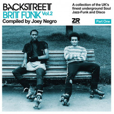 Joey Negro - Backstreet Brit Funk Vol. 2 (Pt. 1) - 2x LP Vinyl