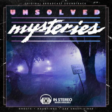 Gary Malkin - Unsolved Mysteries: Ghosts / Hauntings / The Unexplained - LP Colored Vinyl