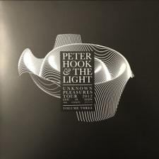 Peter Hook & The Light - Unknown Pleasures Tour 2012 Live In Leeds Vol. 3 - LP Colored Vinyl