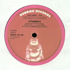 "Vitamin E - Kiss Away - 12"" Vinyl"