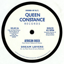 "Licky / Dream Lovers - African Rock - 12"" Vinyl"