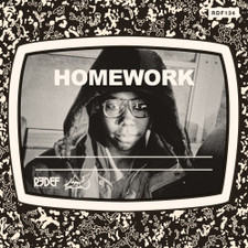 Kev Brown - Homework - LP Colored Vinyl+7""