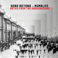 Gone Beyond & Mumbles - Notes From The Underground - LP Vinyl