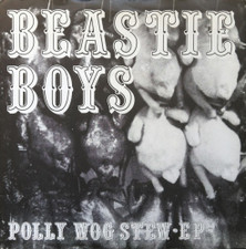 "Beastie Boys - Polly Wog Stew EP - 12"" Vinyl"