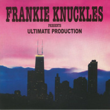 Frankie Knuckles - Ultimate Production - 2x LP Vinyl