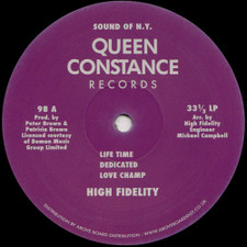 High Fidelity - High Fidelity - LP Vinyl