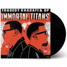 Tragedy Khadafi & BP - Immortal Titans - LP Vinyl