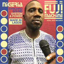 Nigeria Fuji Machine - Synchro Sound System & Power - LP Vinyl