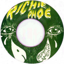 "Richie Phoe - Bumpy's Lament / Electric Boogie - 7"" Vinyl"