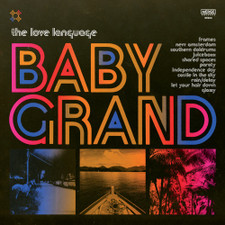The Love Language - Baby Grand - LP Colored Vinyl