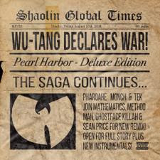 """Wu-Tang Clan - Pearl Harbor - 12"""" Vinyl"""