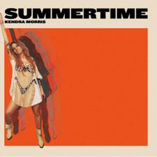 "Kendra Morris - Summertime - 7"" Colored Vinyl"