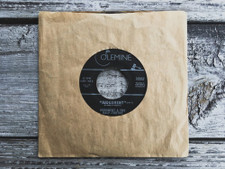 "Derobert & The Half-Truths - Judgement - 7"" Vinyl"