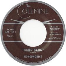 "Monophonics - Bang Bang - 7"" Vinyl"