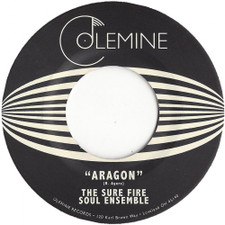 "The Sure Fire Soul Ensemble - Aragon / El Nino - 7"" Vinyl"