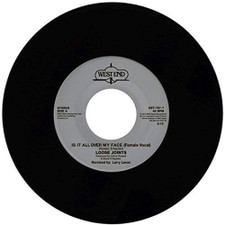"Loose Joints - Is It All Over My Face - 7"" Vinyl"