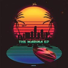 "Curren$y x Harry Fraud - The Marina Ep - 12"" Vinyl"