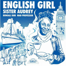 "Sister Audrey - English Girl - 12"" Vinyl"
