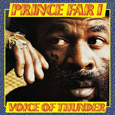 Prince Far I - Voice Of Thunder - LP Vinyl
