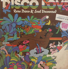 Al Kent - Disco Love (Rare Disco & Soul Uncovered) - 2x LP Vinyl
