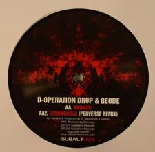 "D-Operation Drop & Geode - Stronghold - 12"" Vinyl"