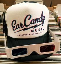 Ear Candy - Trucker Hat (3D) - Hat