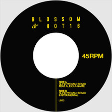 "Blossom & Hot16 - Superwoman (Remix) - 7"" Vinyl"