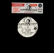 "Alpha & Omega - Rastafari / Words Of Thy Mouth - 10"" Vinyl"