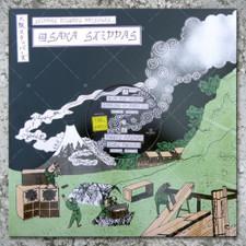 """Various Artists - Osaka Steppas Vol. 3 - 12"""" Vinyl"""