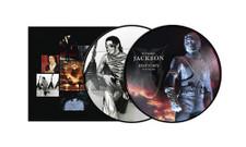 Michael Jackson - History Continues - 2x LP Picture Disc Vinyl