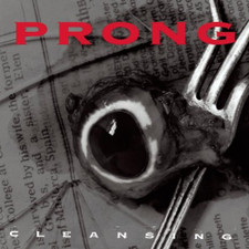 Prong - Cleansing - LP Clear Vinyl